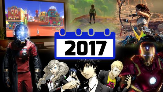 Brace yourself for TechRadar's Game of the Year 2017 awards