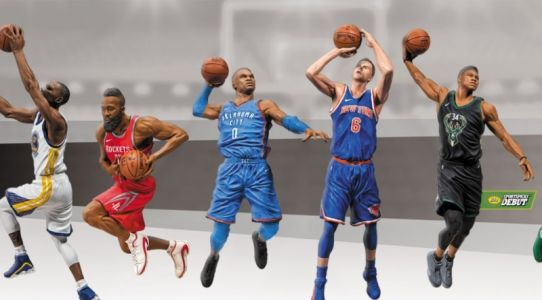 Exclusive: McFarlane Toys Announces NBA 2K19 Action Figures, Each Unlocks In-Game Content