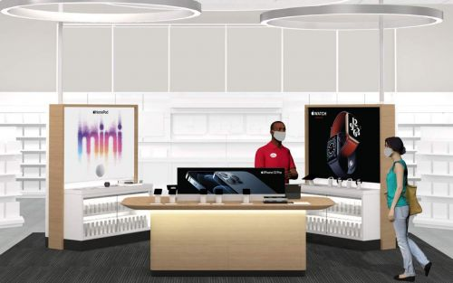 Mini Apple Stores are opening at these 17 Target stores - and it's just the start