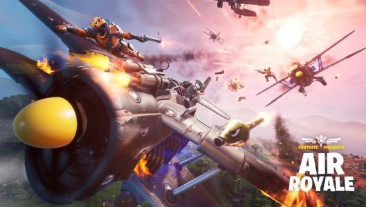 New Limited-Time Modes highlights latest Fortnite 8.40 patch