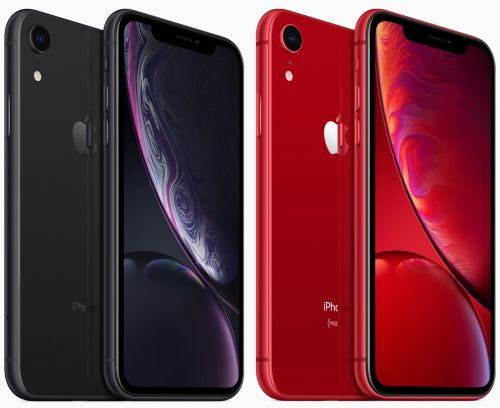 IPhone Xr features 6.1-inch display and six color options