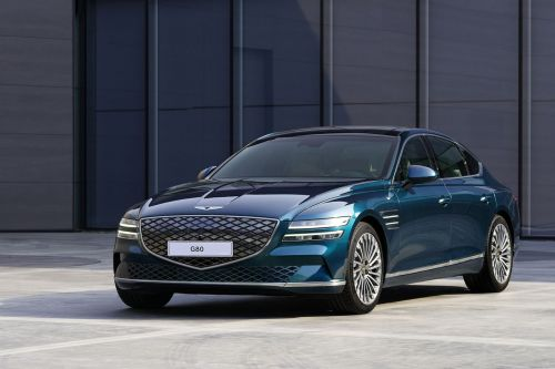 Genesis' first electric car is way less exciting than its concept EVs
