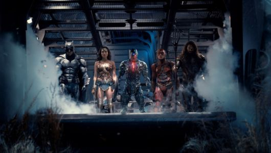 'Justice League' is officially the lowest-grossing movie in the DC Extended Universe