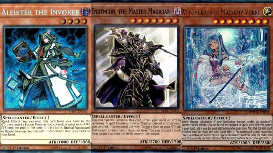 Konami Reveals New GENESIS IMPACT Set for YU-GI-OH! this Winter