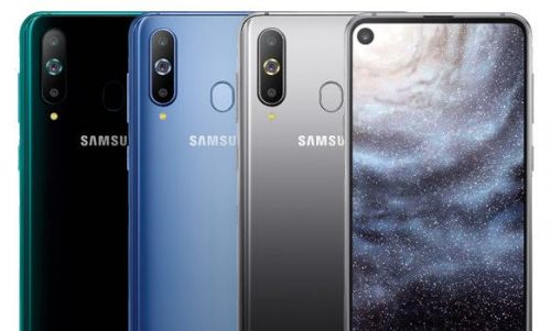 World's First In-Display Camera Phone is Official: Meet the Samsung Galaxy A8s