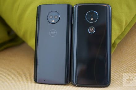 Moto G6 vs. Moto G6 Play: Is the G6 worth the extra cash?