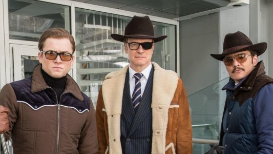 You'll Never Look At A Hamburger The Same Way after KINGSMAN: THE GOLDEN CIRCLE - One Minute Movie Review
