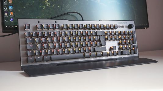Type long and prosper with 50% off Roccat's phenomenal Vulcan keyboard