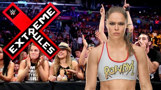 Extreme Rules 2018: Every Time WWE's Cameras Cut To Ronda Rousey In The Crowd