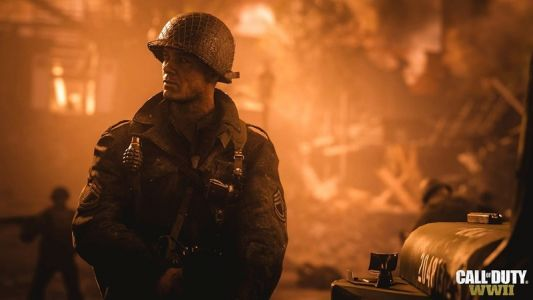 Call of Duty: WWII will run at 4K with HDR on Xbox One X