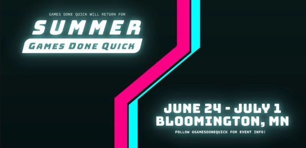 Summer Games Done Quick's charity speedruns start Sunday - these are our picks