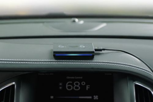 Amazon's Echo Auto is another quick fix for the broken state of in-car infotainment