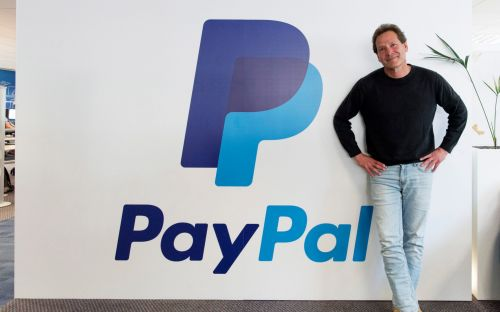Paypal shares pop after topping Wall Street forecasts