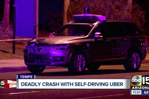 Safety driver of fatal self-driving Uber crash was reportedly watching Hulu at time of accident