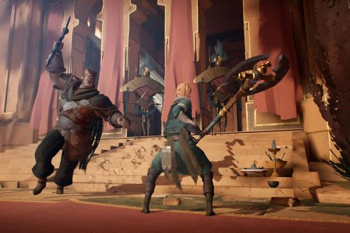 Dark Souls-style adventure Ashen is out right now on Xbox One and PC