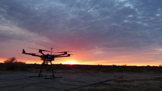 Conservationists Count on Astro-Tech, Drones to Save Endangered Species