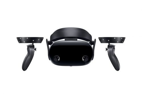 Samsung's upgraded HMD Odyssey+ aims to kill dreaded 'screen door effect'
