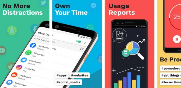 5 Best Android Apps To Keep You Focused