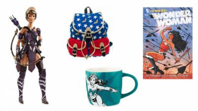 Celebrate Girl Power With This Wonder Woman Gift Guide