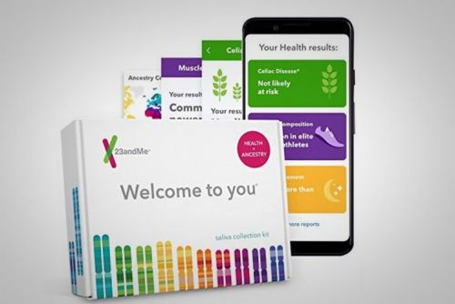 23andMe and AncestryDNA kits have massive discounts for Prime Day