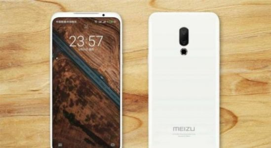 Alleged new Meizu 16 render appears showing all around thin bezels