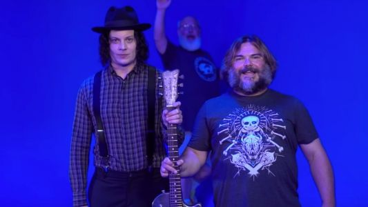 Jack Black Teams Up with Jack White To Record a Song Under The Name Jack Grey