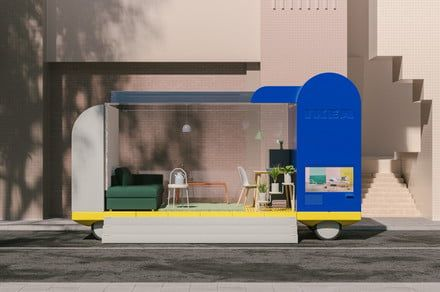 Ikea jumps on the autonomous car bandwagon - because why wouldn't it?