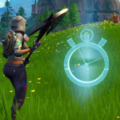 Fortnite Time Trials Location Guide - Season 6, Week 3