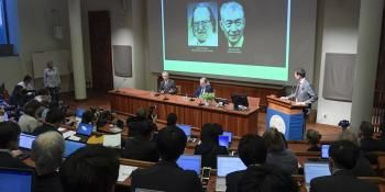 Nobel chemistry winners regret fear of new developments
