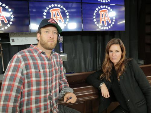 The CEO of Barstool Sports explains why she still texts job candidates at weird hours on weekends