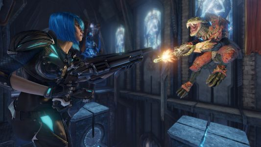 'Quake Champions' is free-to-play forever
