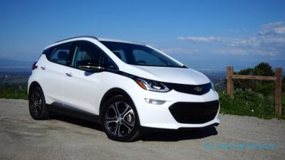 2017 Chevrolet Bolt EV Review: Electric all-rounder