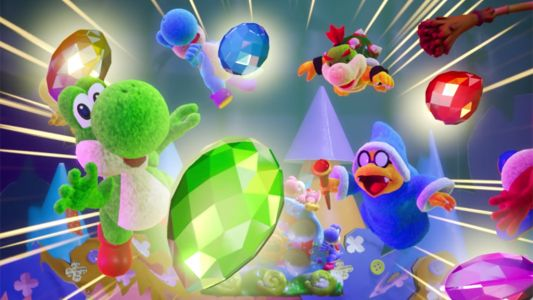Yoshi's Crafted World for Nintendo Switch gets cute story trailer and release date
