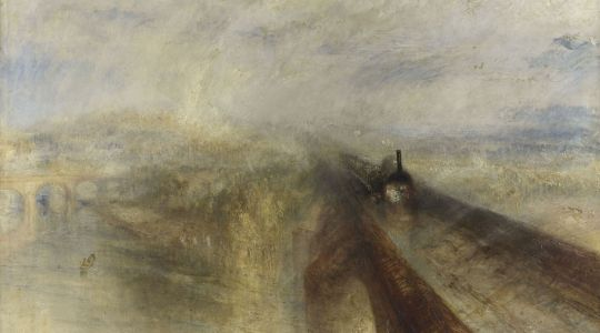 Tate Britain's Turner exhibition to feature the £20 bank note