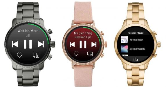 Spotify app for Wear OS smartwatches now rolling out