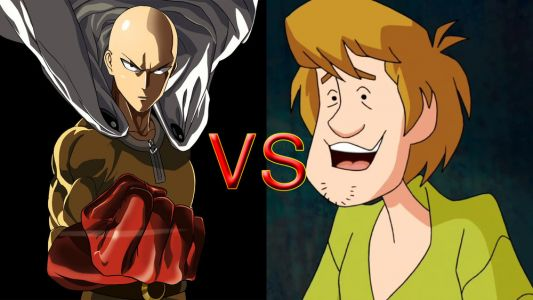 Fan Comic Pits Shaggy Against Saitama from ONE PUNCH MAN