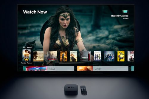 Apple TV 4K starts at £179 in the UK