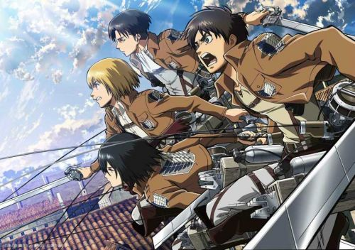 Check Out The Gameplay Trailer For ATTACK ON TITAN 2 For The Vita and Switch
