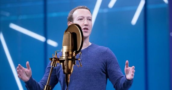 Zuckerberg promises Facebook will show less political content from now on