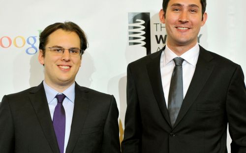 From Stanford to Facebook:The two founders of Instagram are leaving on a high