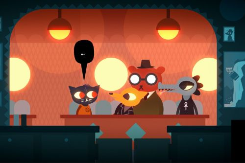 Night in the Woods isn't about growing up, but becoming an adult