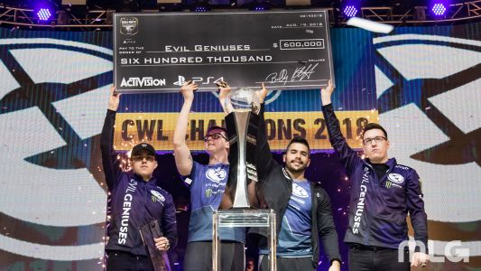 Evil Geniuses win 'record-setting' Call of Duty World League tourney