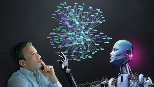 AI is not here to take jobs, just to make work more meaningful
