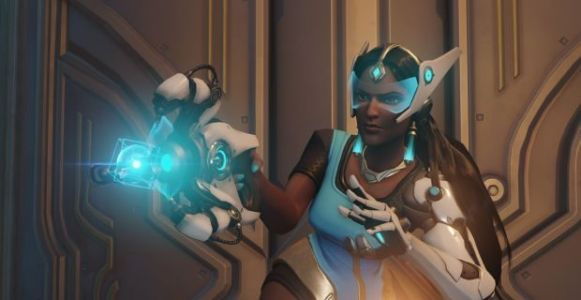 Overwatch's Symmetra changes placate the toxic parts of its community