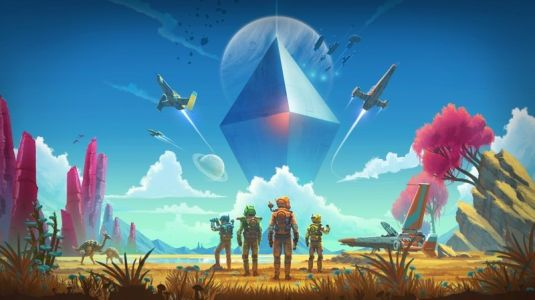 No Man's Sky hits Xbox One this July, alongside new multiplayer mode