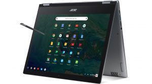 Acer Announces New 13 and 15-Inch Chromebooks