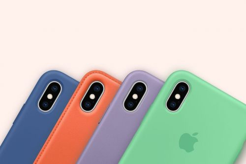 Apple releases new spring colors for Watch bands and iPhone cases
