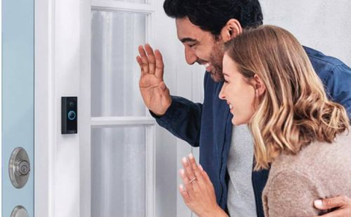 Ring's new Video Doorbell is $45 with a free Echo Dot, or get a Ring Doorbell 2 for $70