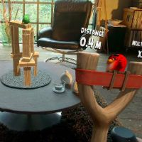 Rovio has an AR Angry Birds game coming to Magic Leap One