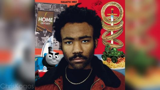 """Listen To Donald Glover's """"Bonfire"""" Mashed Up With Toto, Gorillaz, And More!"""